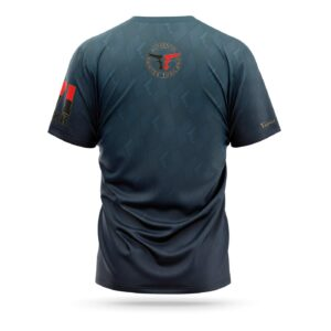 Fairtex sport t-shirt gradient pattern