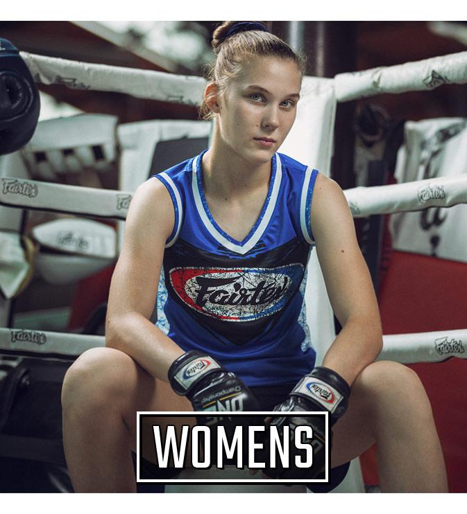 Fairtex womens apparel