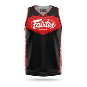 Fairtex jersey red