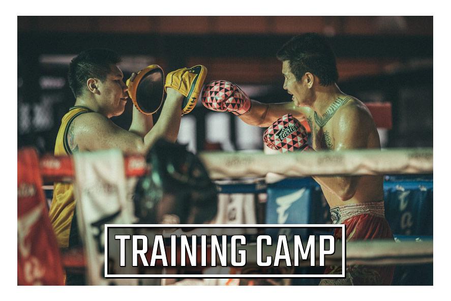 Fairtex training camp