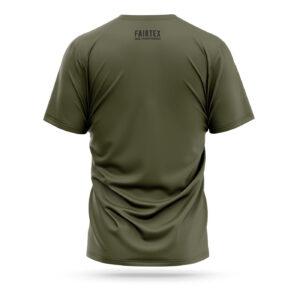 Fairtex FX t-shirt sanded army green