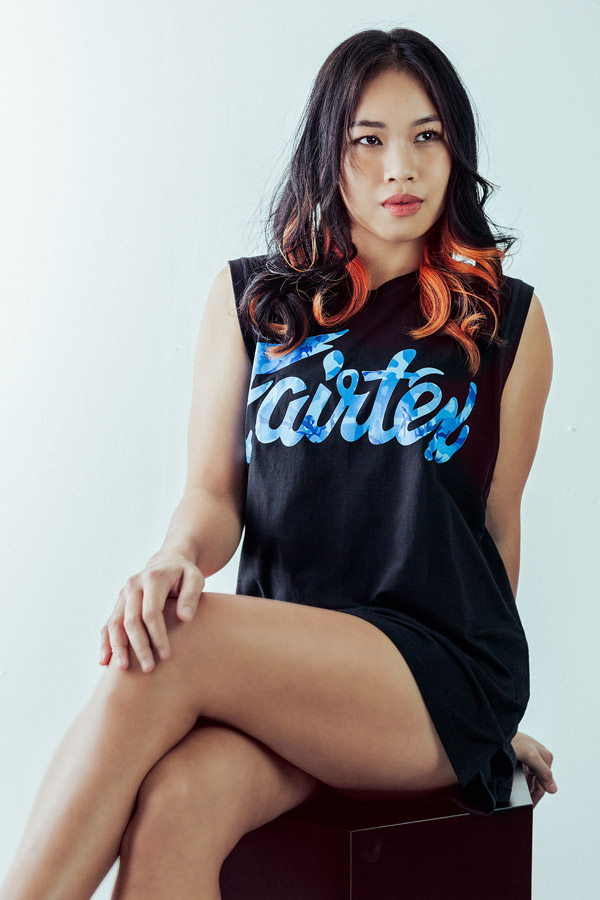 Wondergirl Fairtex